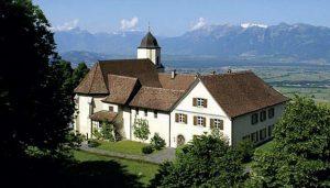 Kurszentrum Kloster Viktorsberg Vorarlberg, Österreich